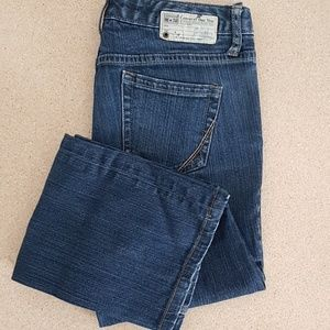 Converse one star women denim jeans size 6